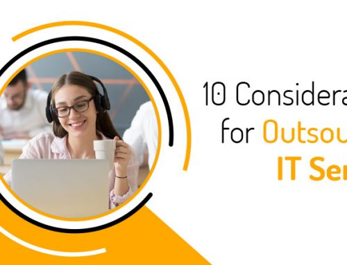 10 Considerations for Outsourcing IT Services