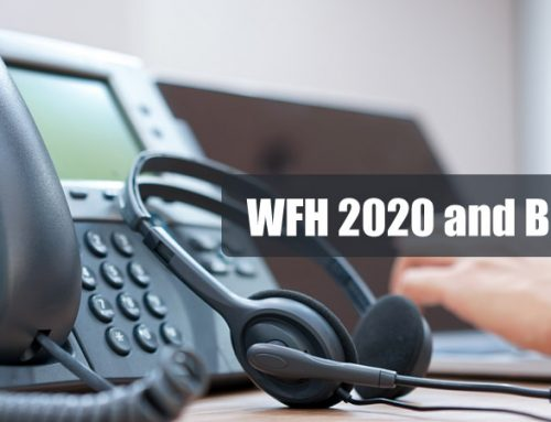 Digital Transformation of Contact Centers: WFH 2020 and Beyond