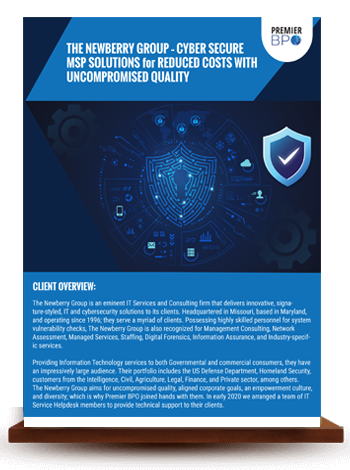 The Newberry Group – Cyber Secure MSP Solutions for Reduced Costs with Uncompromised Quality