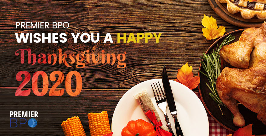 Premier BPO wishes its extended family a very Happy Thanksgiving 2020