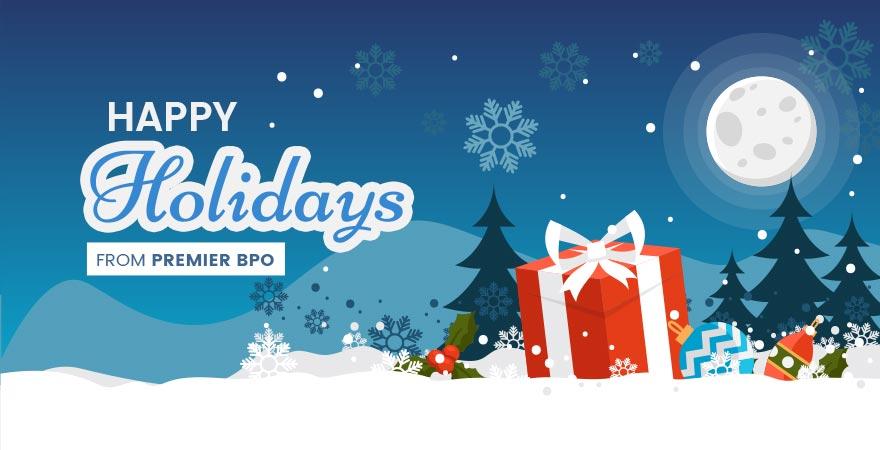 Seasonal Greetings from Premier BPO