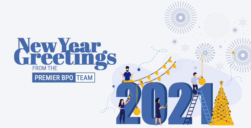 Premier BPO wishes you a Happy New Year in 2021
