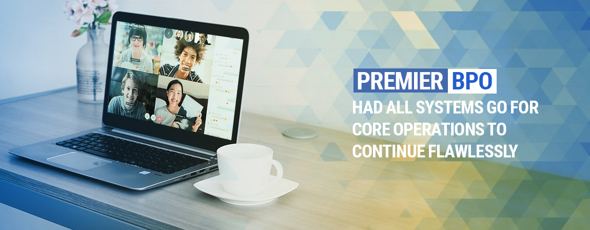 WFH (Work From Home) Helped Ensure Business Continuity Worldwide