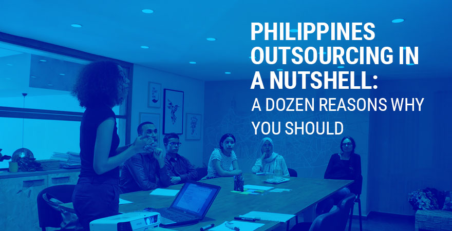 Philippines outsourcing in nutshell